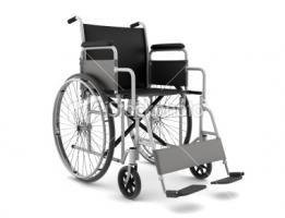 כסא גלגלים רגיל