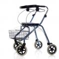 רולטור 4 גלגלים  מושב